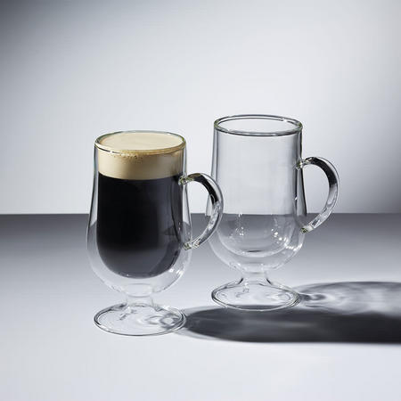 Double Walled Irish Coffee Glasses