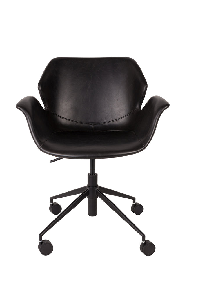 Nikki Office Chair - Black
