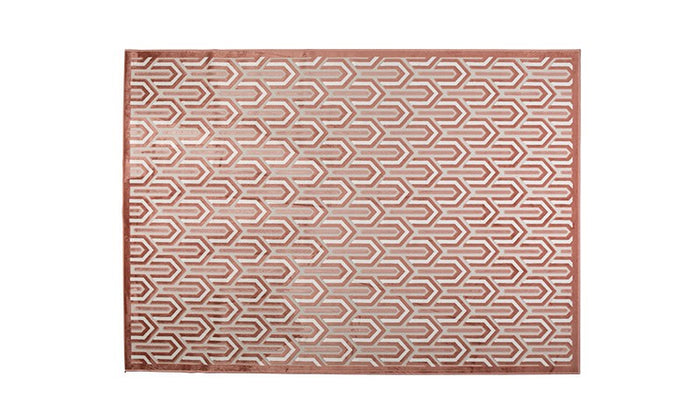 Carpet Beverly 170X240 Pink