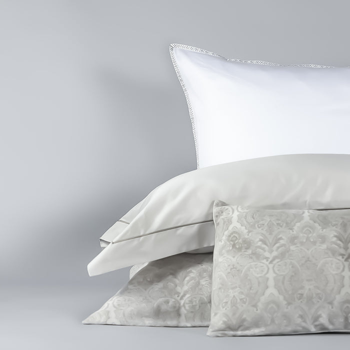Housewife Jacquard Charlotte 300TC - Single Pillowcase