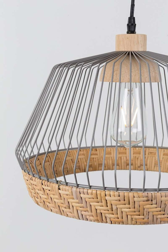 Wide Birdy Pendant Lamp