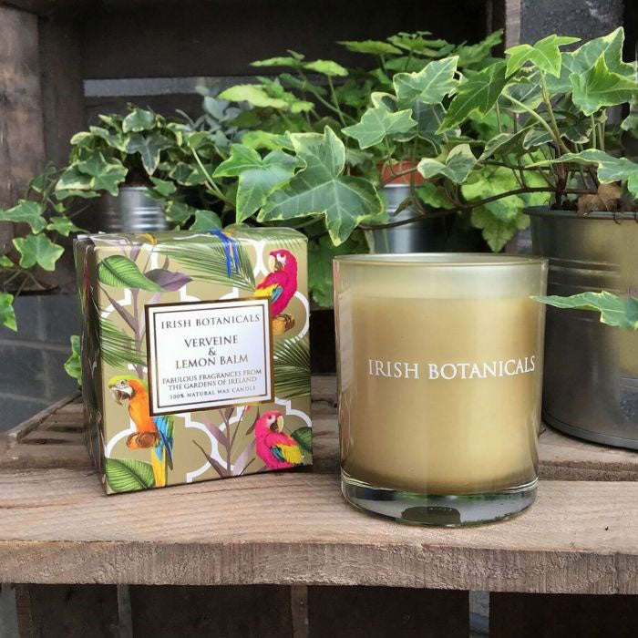 Verveine & Lemon Candle