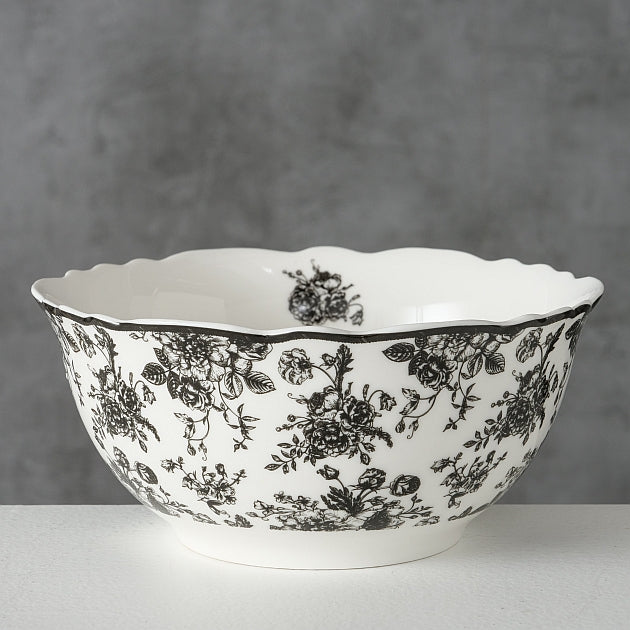 Black & White Bowl Anny