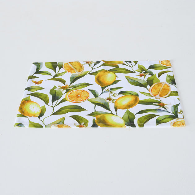 Placemat Zitrone Limonade