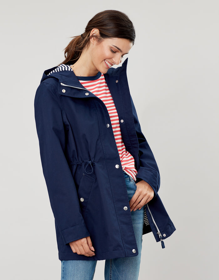 Joules Waterproof A-Line Coat
