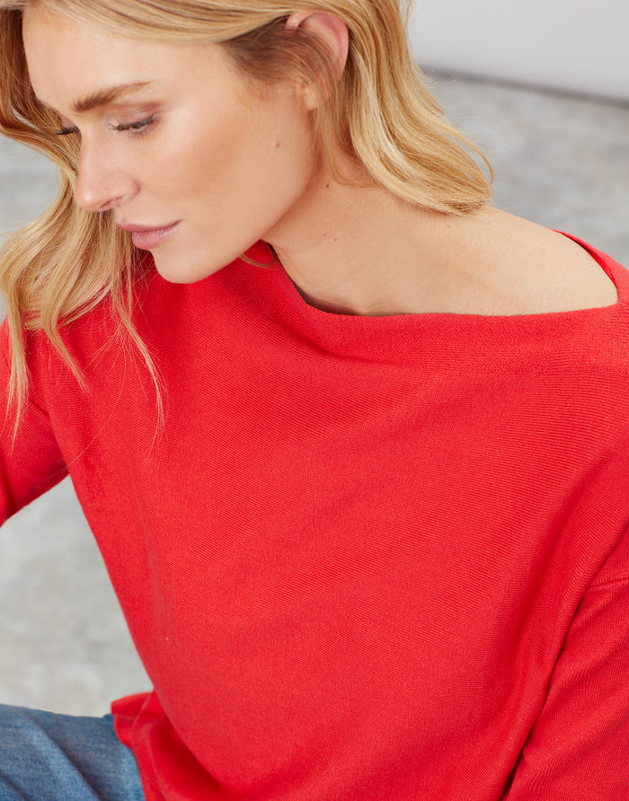 Joules Bess Jumper - Red