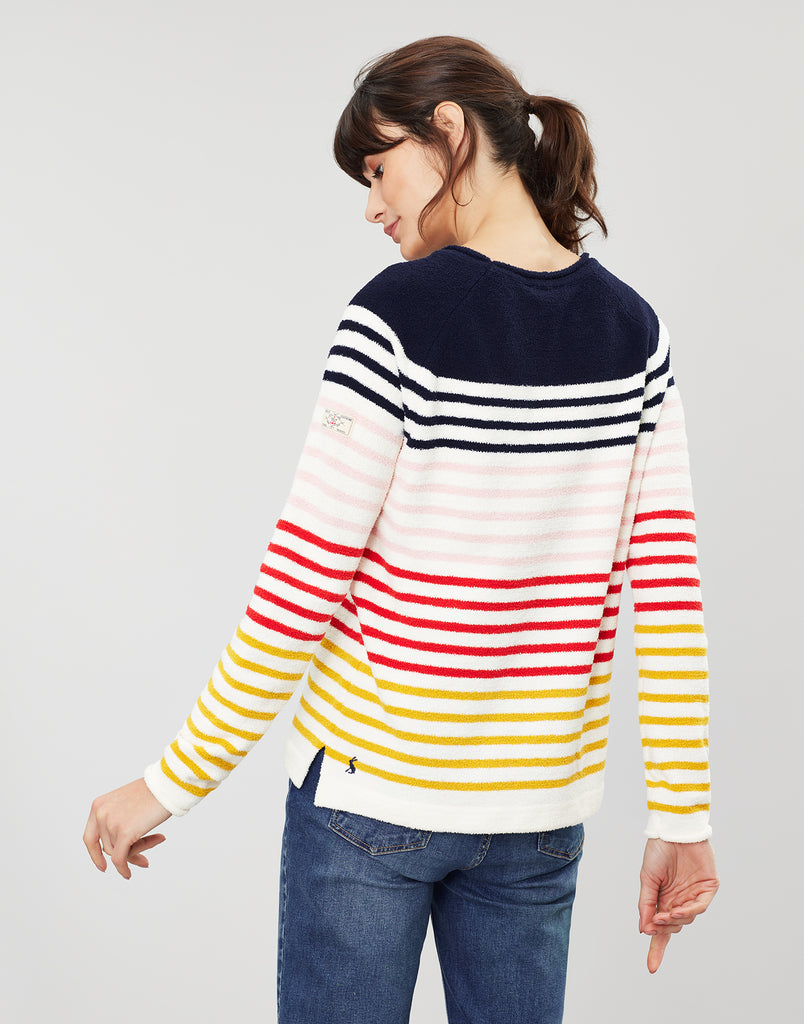 Joules Seaport Jumper -  Multi Stripe