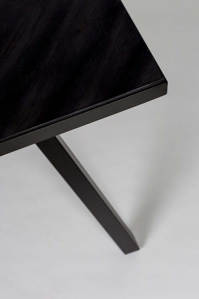 Black Seth Table 180x90cm