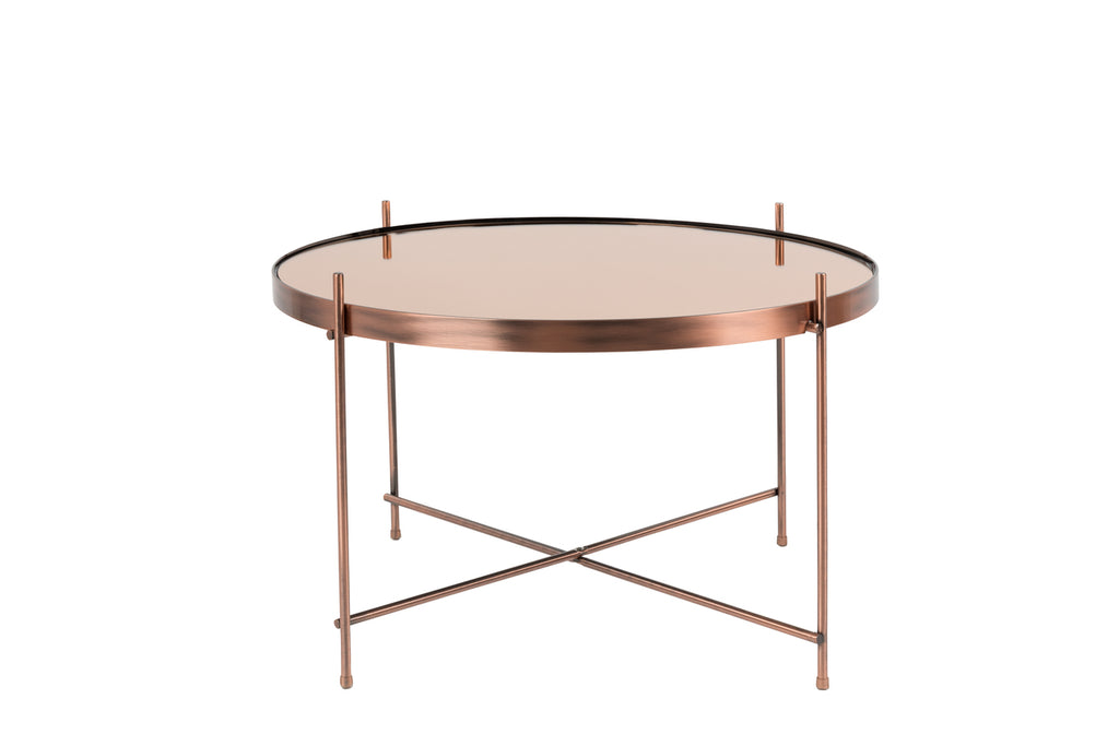Large Cupid Side Table - Copper