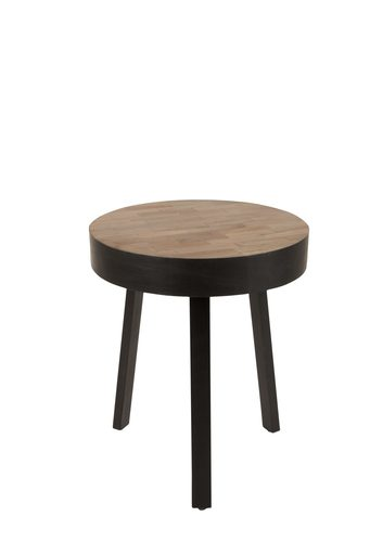 Industrial Side Table - Small
