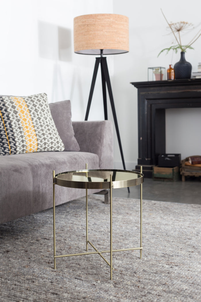 Regular Cupid Side Table - Gold