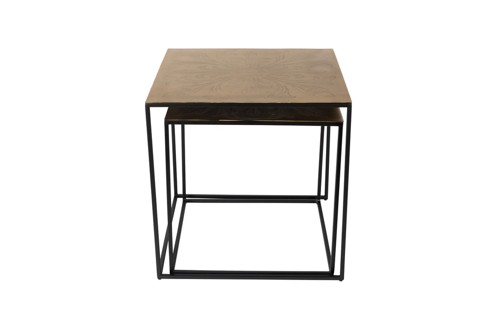 Saffra Set of 2 Side Table