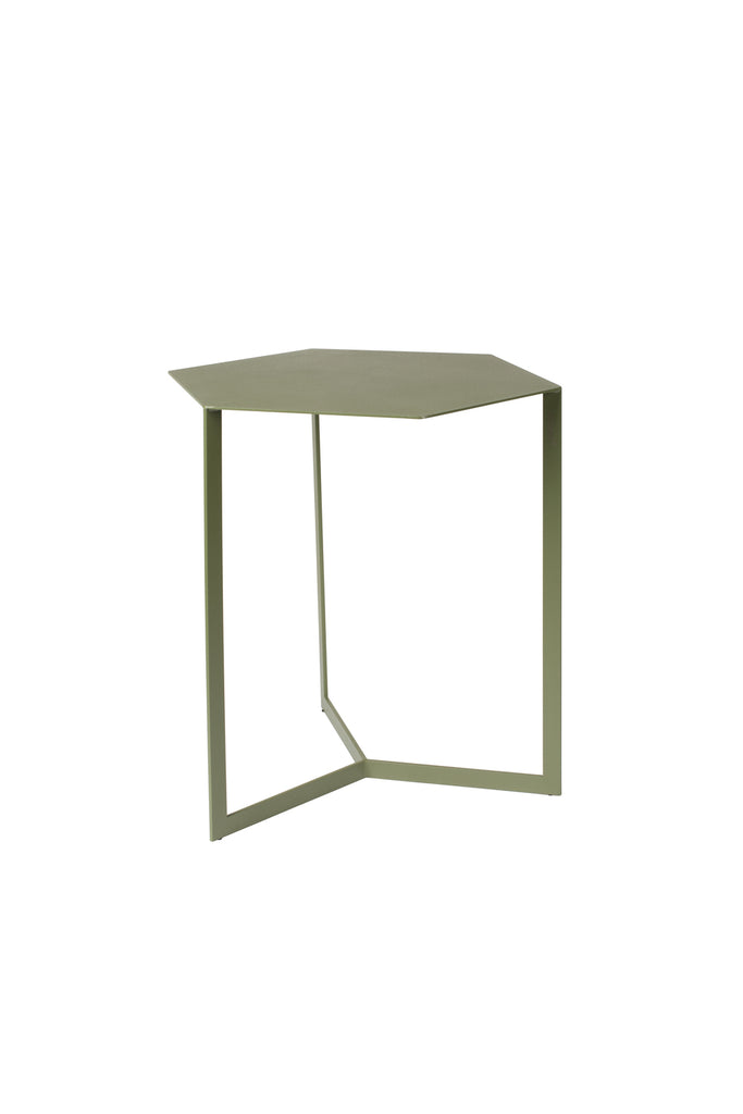 Matrix Side Table - Green