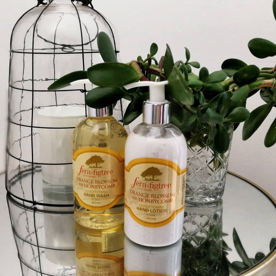 Orange Blossom and Honeycomb Conditioning Hand Wash