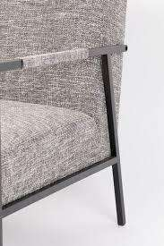 Vintage Lounge Chair - Grey