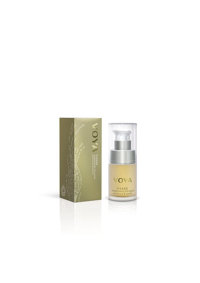 Voya Visage Awakening Eye Mask