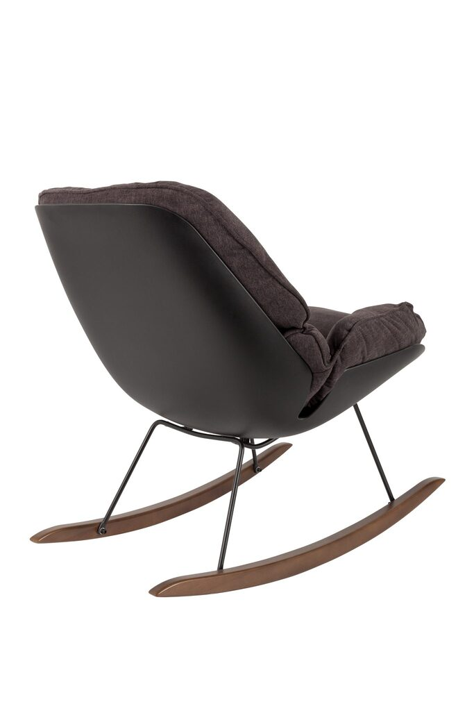 Rocky Lounge Chair - Dark