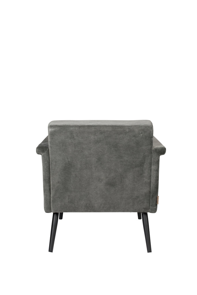 Sir William Lounge Chair - Vintage Grey