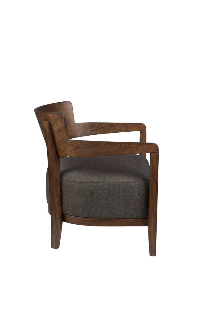 Lounge Chair Duran Grey FR