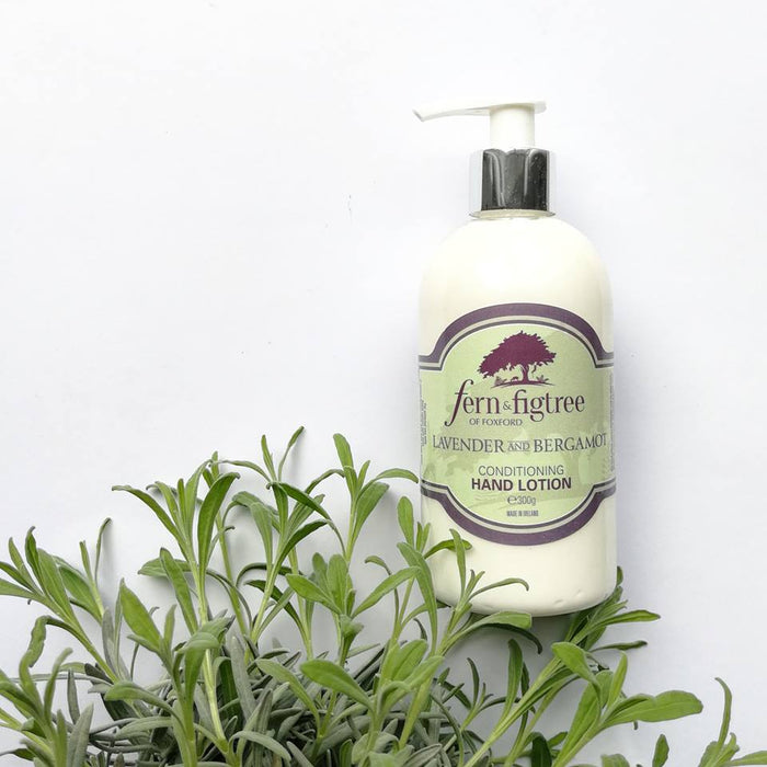 Lavender & Bergamot Conditioning Hand Lotion