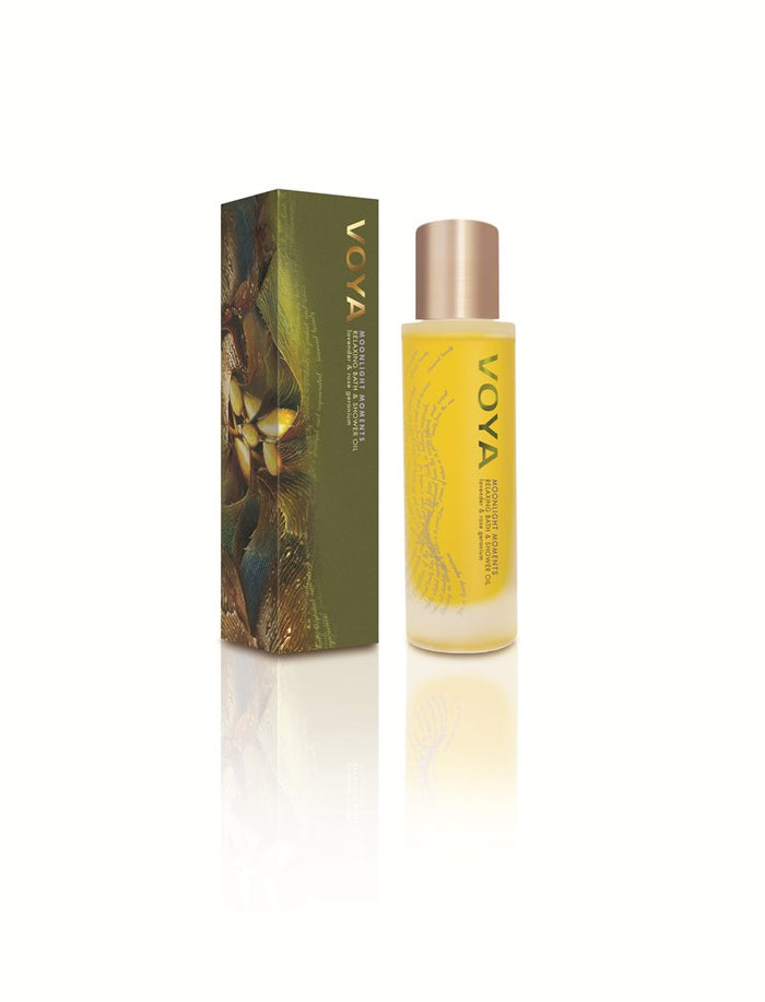 Voya Relaxing Bath & Shower Oil CS