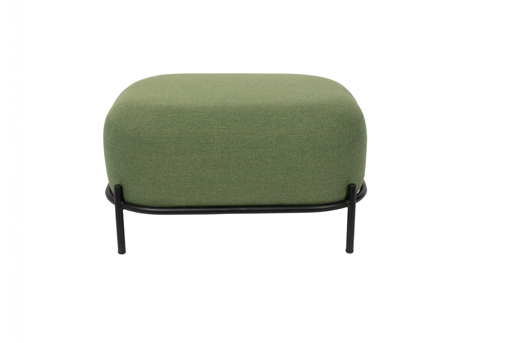 Foxford Living Hocker in Olive