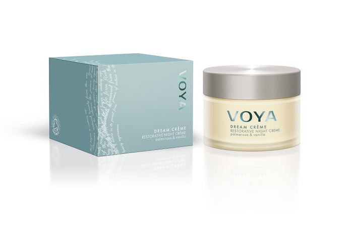 Voya Dream Cream - Restorative Night Cream