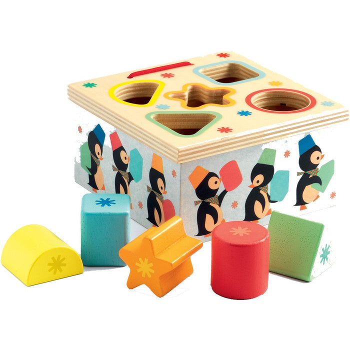 Geo Junzo Sorting Box