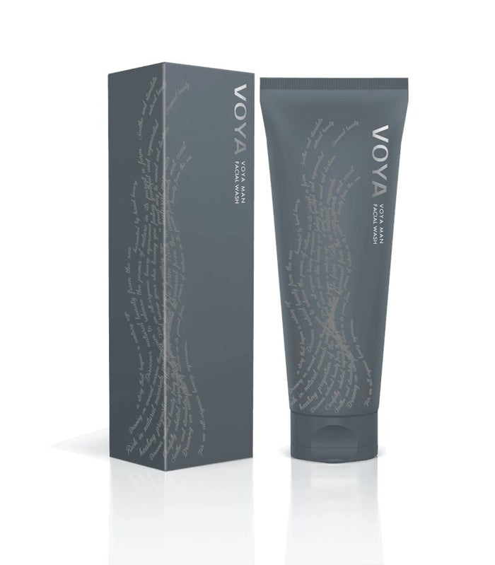 Voya Men's - Invigorating Facial Wash CS