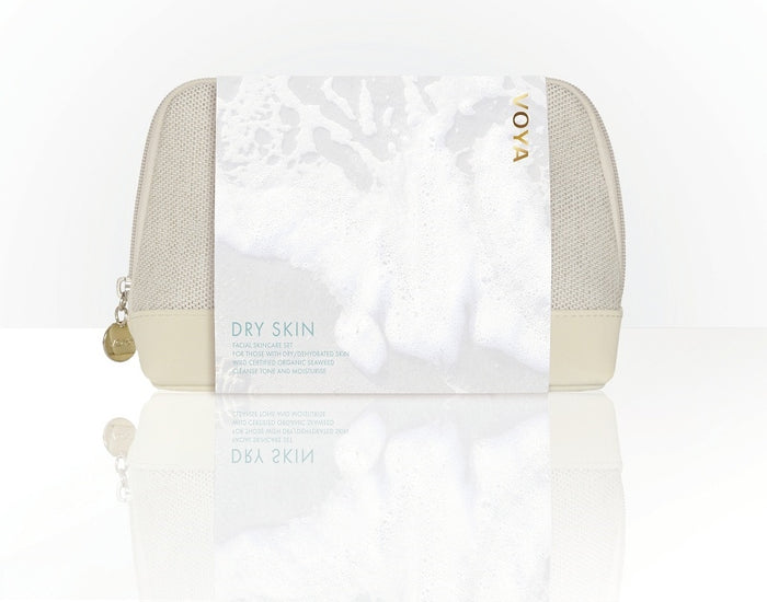 Voya Skincare Set - Dry / Dehydrated Skin