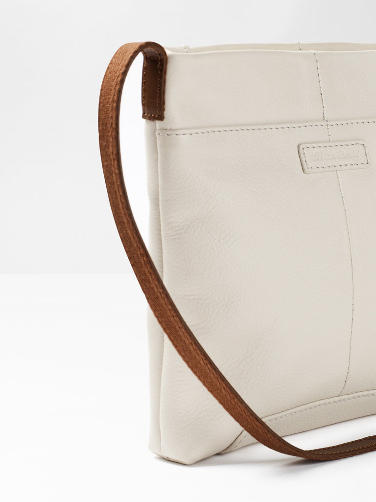 White Stuff Mini Issy Envelope Crossbody - Bone