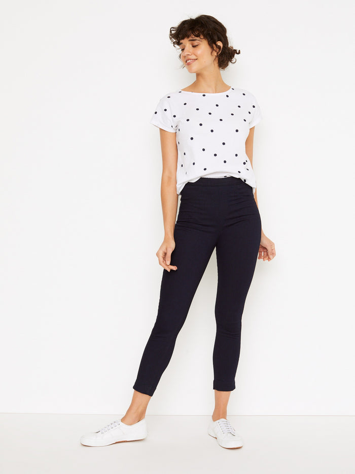 White Stuff - Jade Jegging Crop Denim