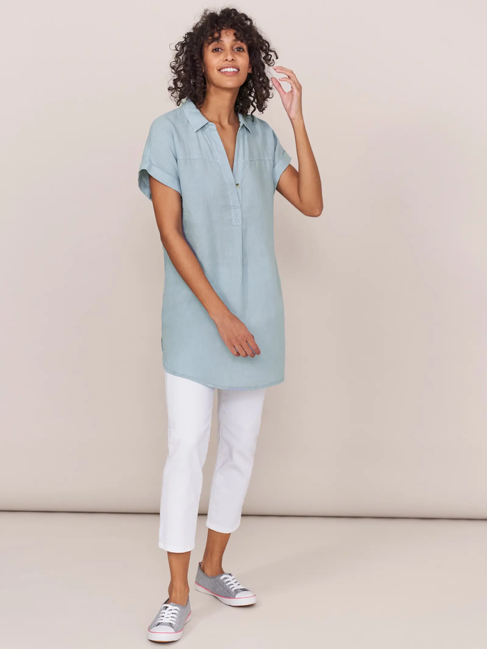 White Stuff - Bantu Tunic Blue