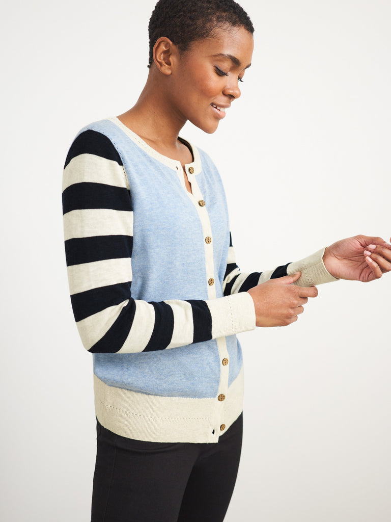 White Stuff - Lola Crew Neck Cardi