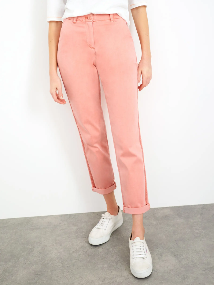 White Stuff - Hingley Chino Trouser Pink