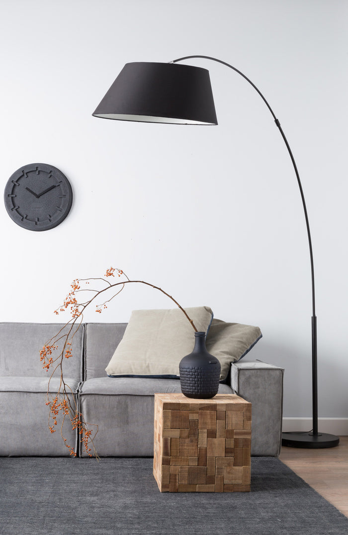 Arc Floor Lamp - Black