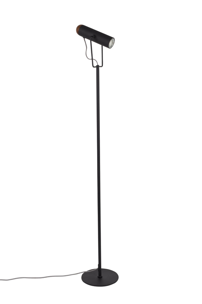 Marlon Floor Lamp - Black