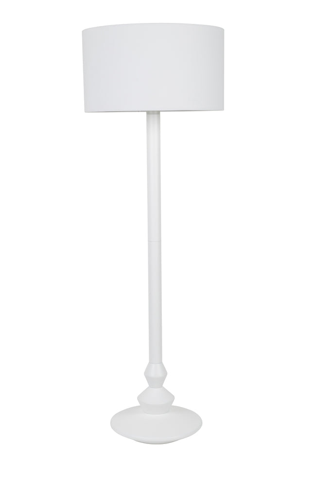 Finlay Floor Lamp - White