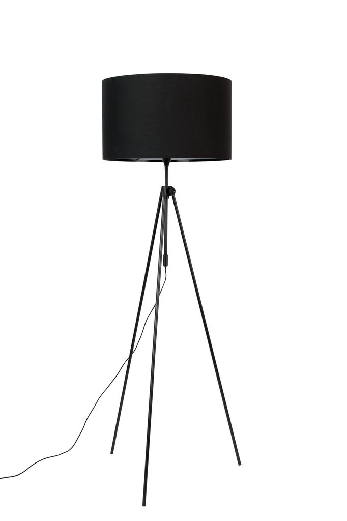 Lesley Floor Lamp - Black