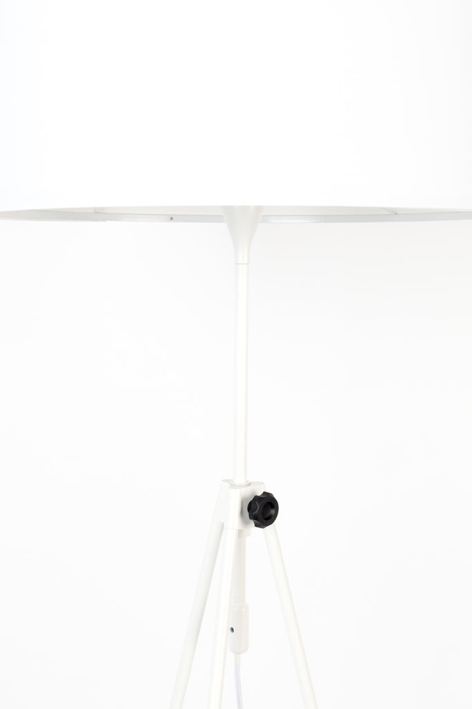 Lesley Floor Lamp - White