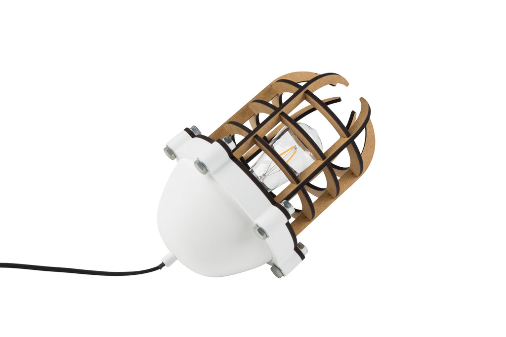 Navigator Table Lamp - White