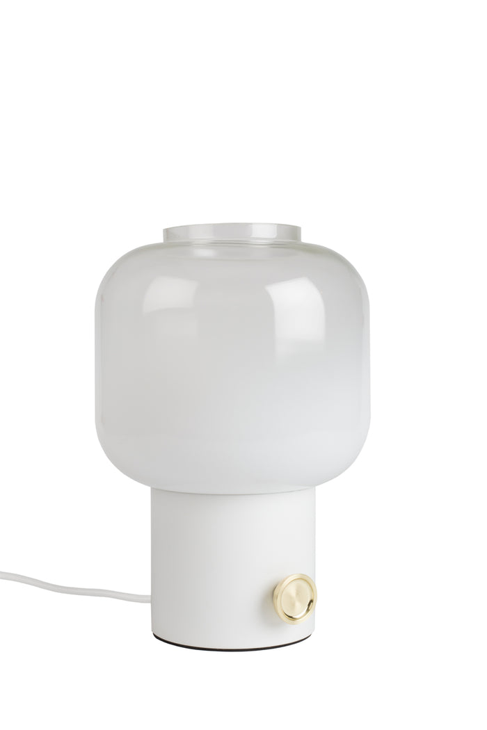 Moody Table Lamp - White