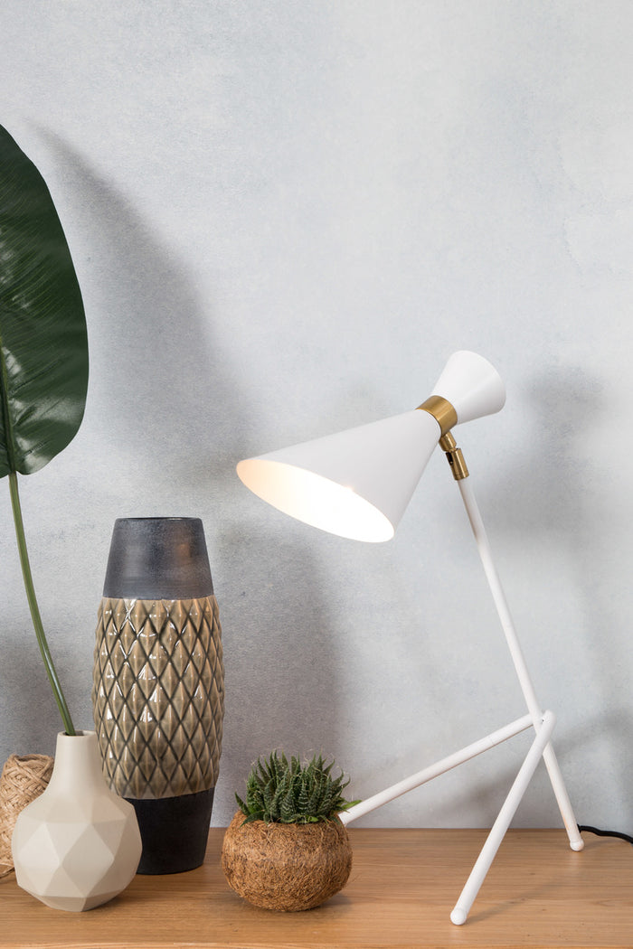 Shady Table Lamp