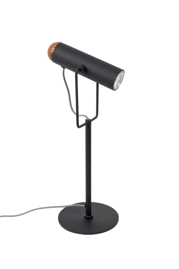 Marlon Table Lamp - Black