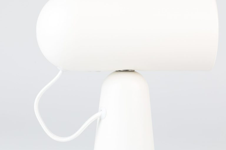 Spotlight Lamp - White