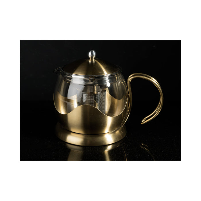Gold Teapot 1200ml