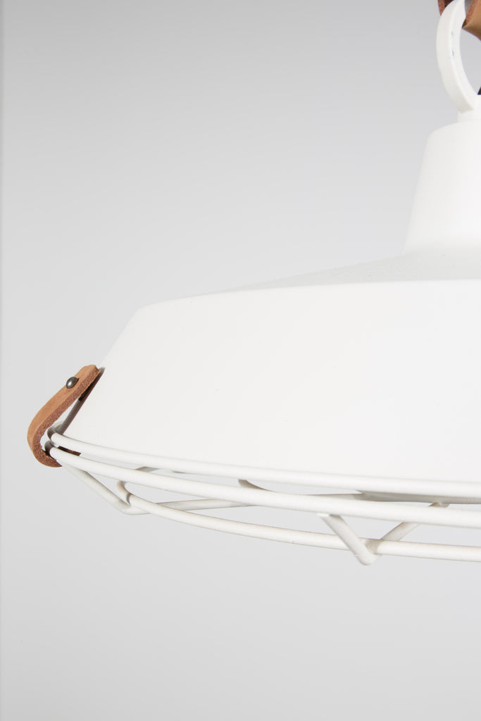 Dek 51 Pendant Lamp - White