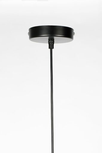 Medium Lena Pendant Lamp - Black