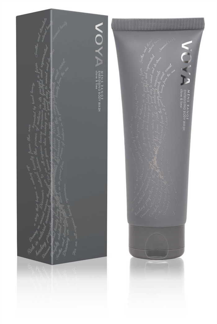 Voya Men's - Energising Body Wash CS