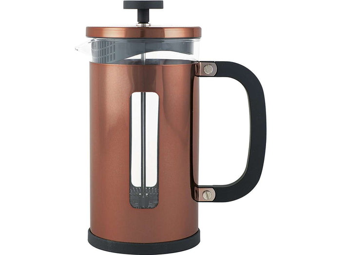 8 Cup Pisa Copper Cafetiere